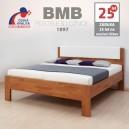 Zvýšená postel DENERYS LIVE masiv buk, BMB