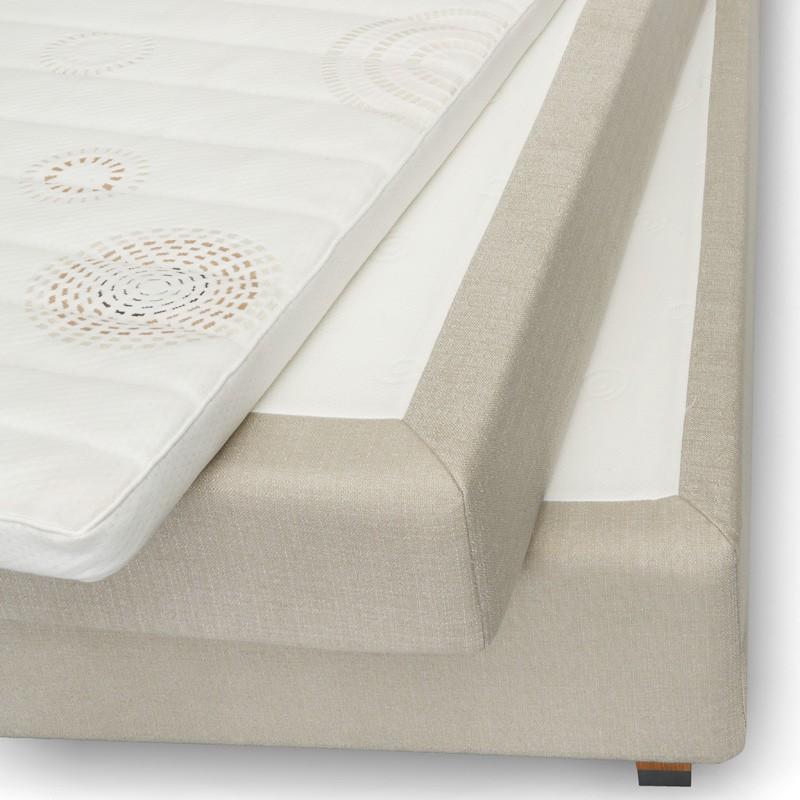 Zvýšená postel CONTINENTAL CLASSIC CUBE, Tropico