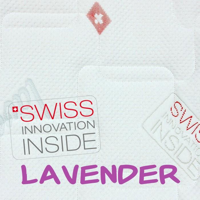 Potah Lavender s výtažkem z levandule a s ochranou proti roztočům