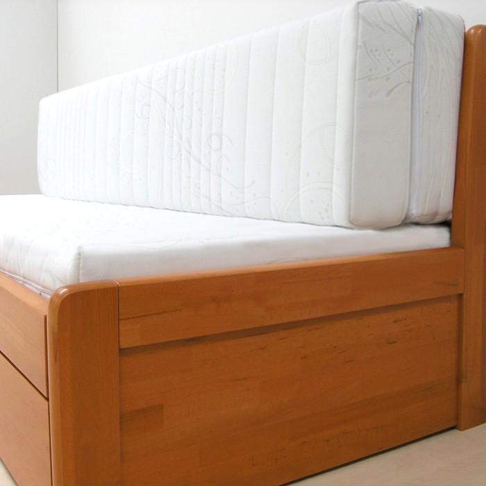 Set matrací s opěrkou