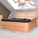 Zvýšená postel HOLLYWOOD 2 VÝKLOP, Kolacia Design