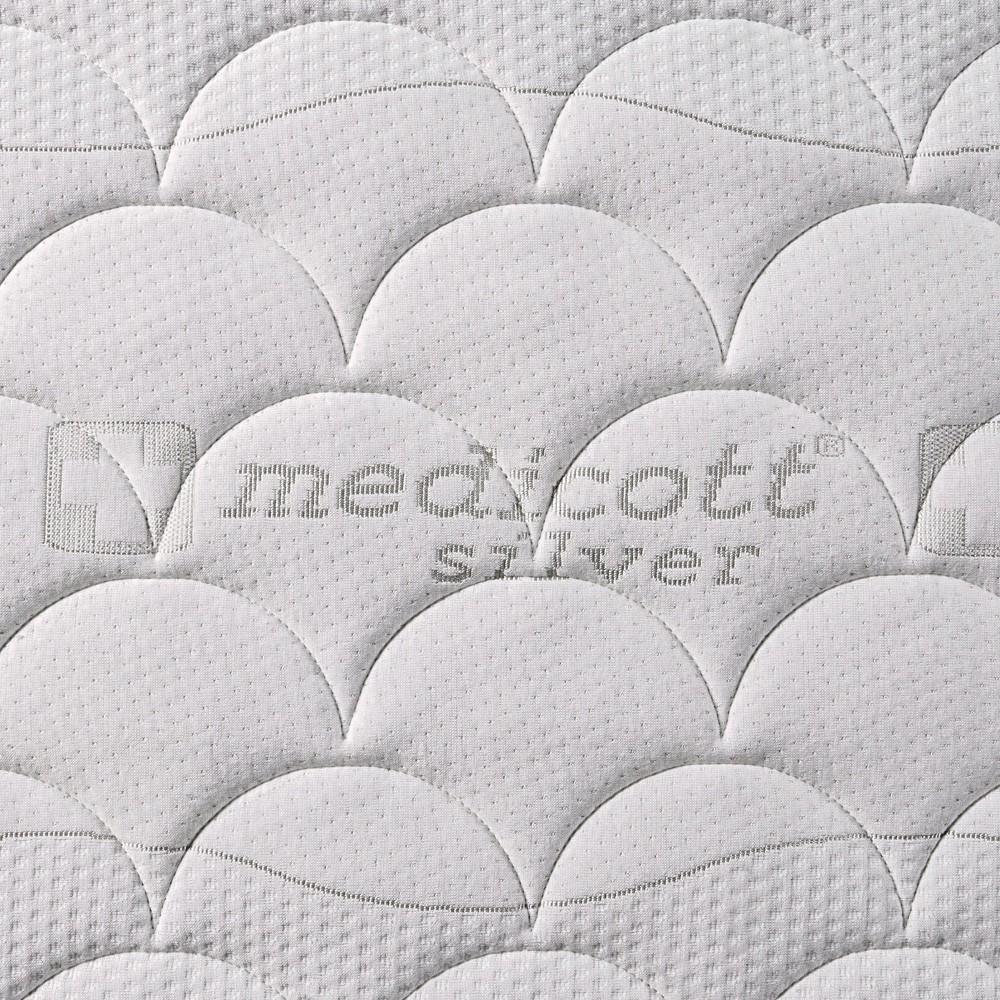 Matrace AUSTIN - potah Medicott Silver, Benab