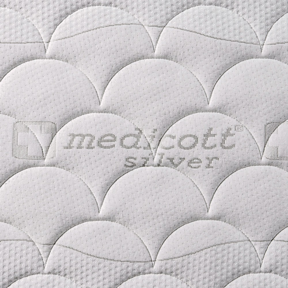 Matrace MONACO - potah Medicott Silver, Benab