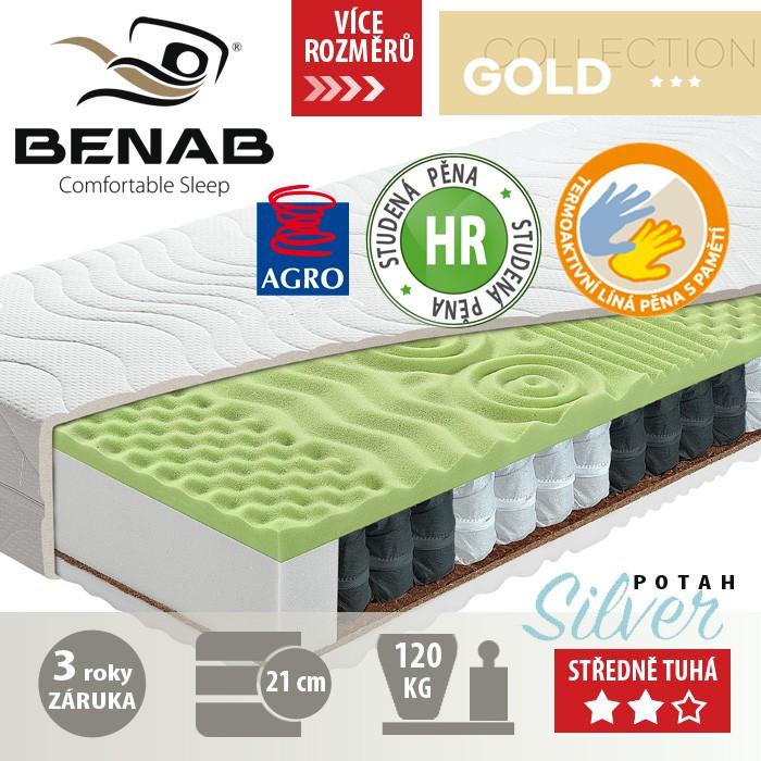 Matrace ERGOMAX, Benab