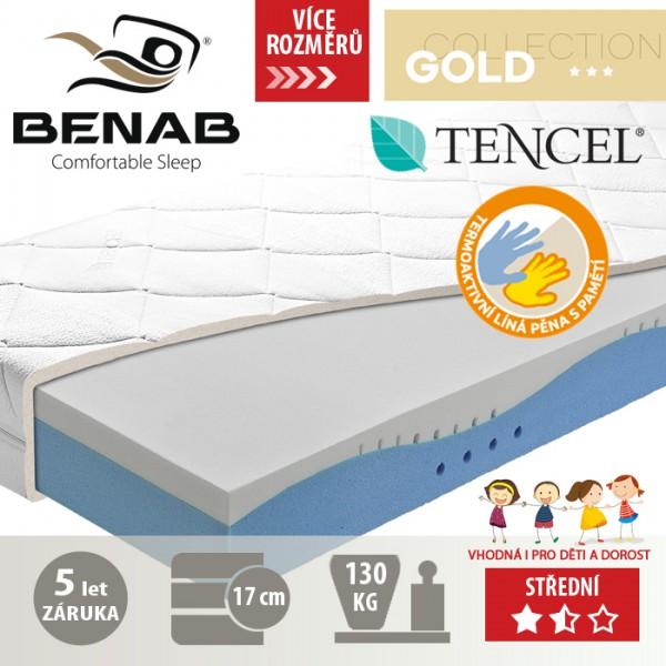 Matrace GOLD MEMORY SOJA, Benab