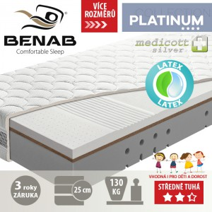 Matrace LOREDO NATURAL, Benab
