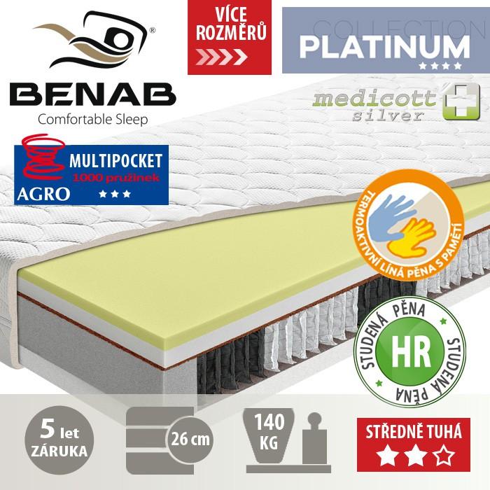 Matrace FIVE STAR, Benab