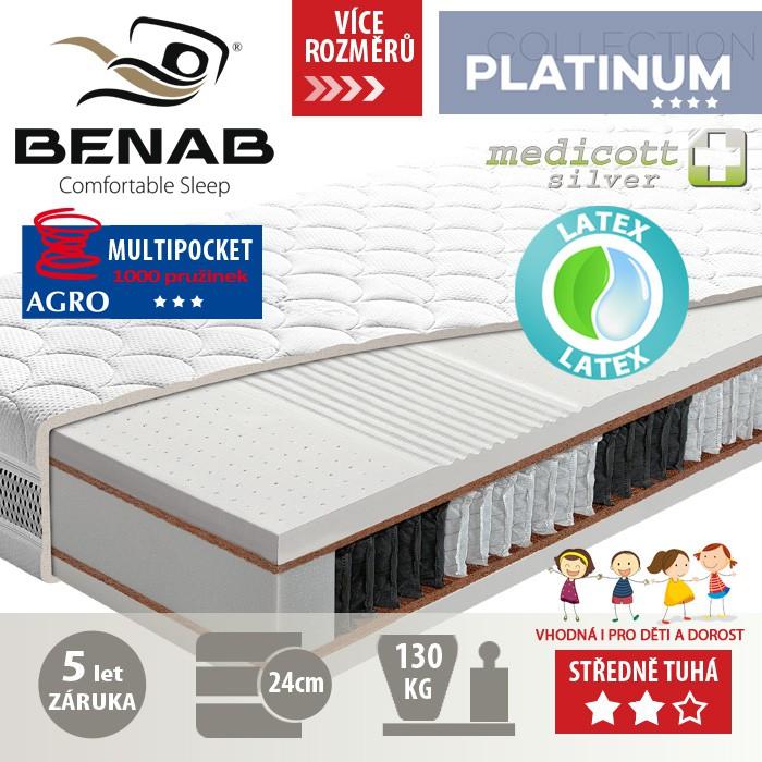 Matrace LATEXO S1000, Benab