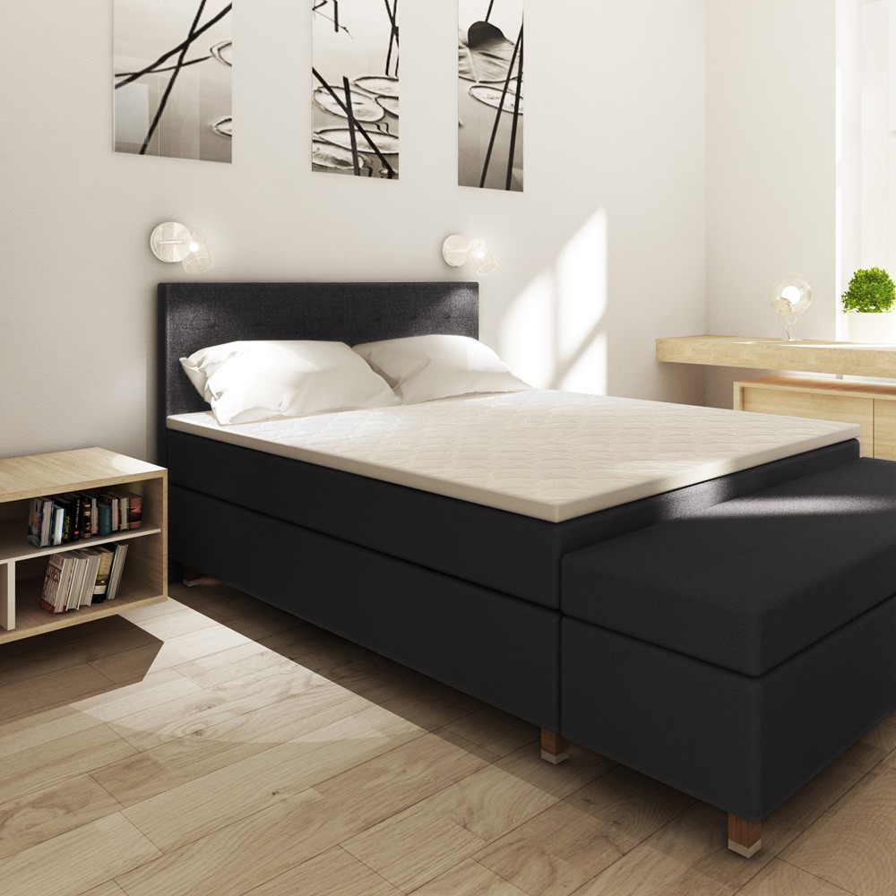 Zvýšená postel CONTINENTAL DESIGN CITY, Tropico