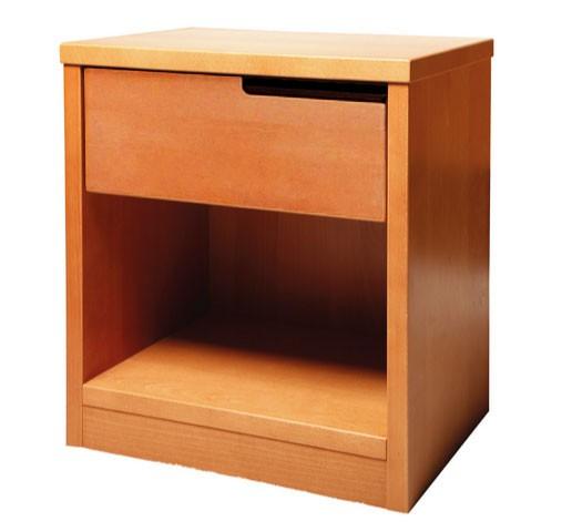Noční stolek 1-zásuvkový, Kolacia
