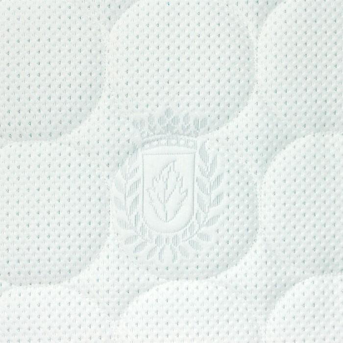 Matrace AIRSPRING ALOE - potah Silver, Materasso