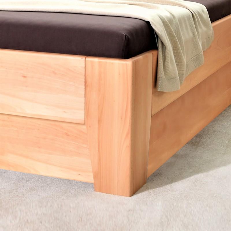 Zvýšená postel KLEOPATRA 1 VÝKLOP, Kolacia Design