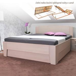 Zvýšená postel KLEOPATRA 2 VÝKLOP, Kolacia Design