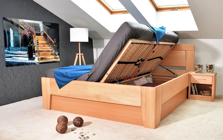 Zvýšená postel VENUS 1 VÝKLOP, Kolacia Design