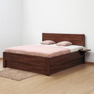 Zvýšená postel SOFI XL VÝKLOP masiv buk, BMB