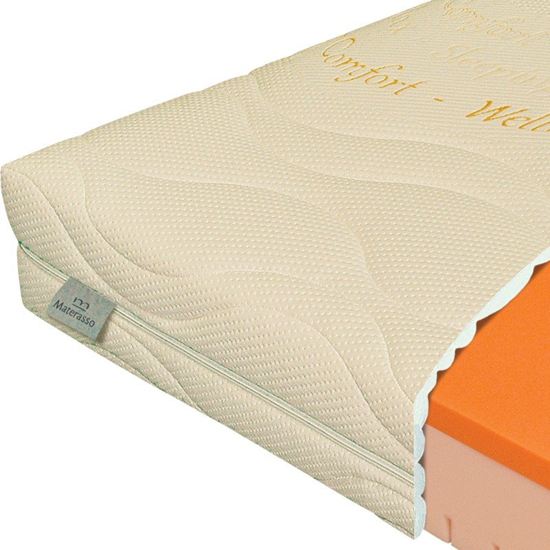 Matrace VISCOSTAR 16 k rozkládací posteli, Materasso