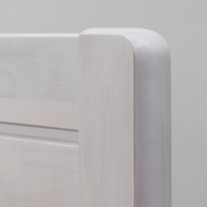 Zvýšená postel SOFI LUX XL masiv buk, BMB