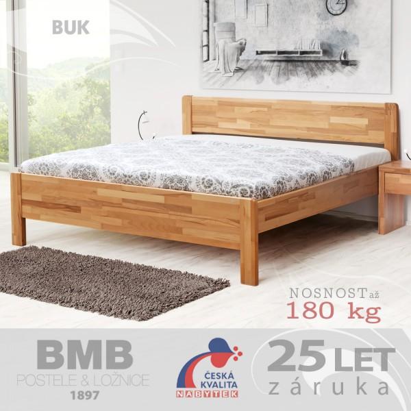 Postel SOFI masiv buk, BMB