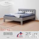 Zvýšená postel ELLA DREAM masiv buk, BMB