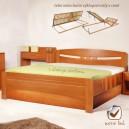 Zvýšená postel EVITA 1 VÝKLOP, Kolacia Design