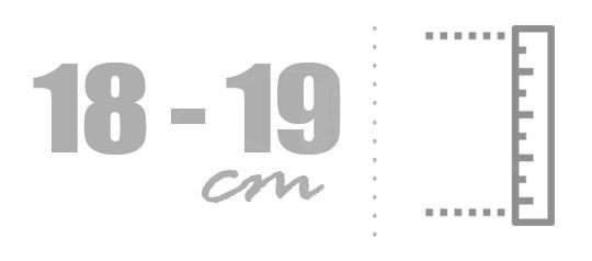 Matrace 18 - 19 cm standard