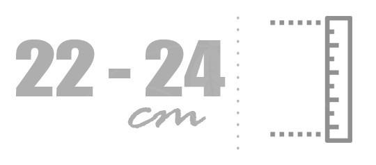 Matrace 22 - 24 cm zvýšené