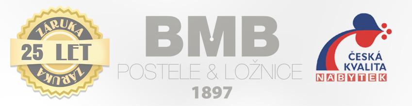 BMB záruka na postel 25 let