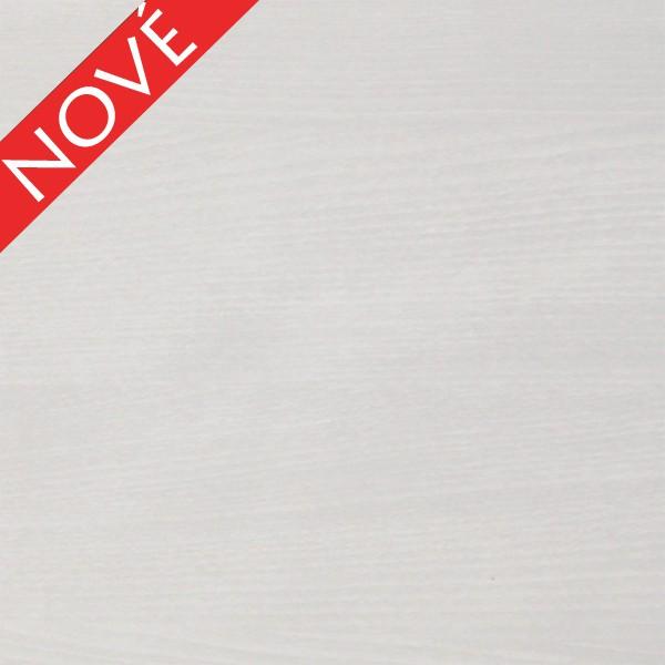 11 průhledně bílá
