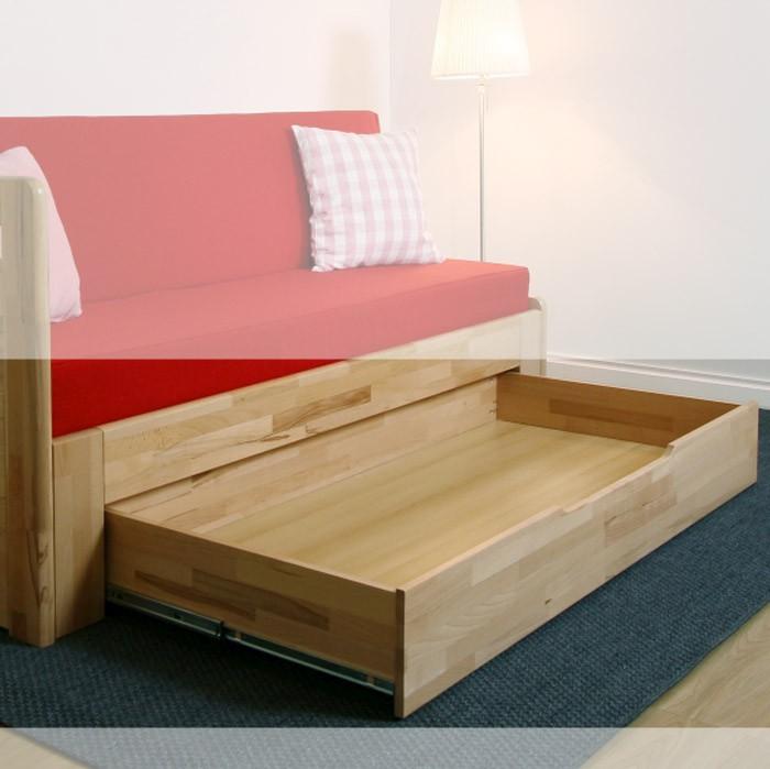 Zásuvka celá pod postel (1 ks)