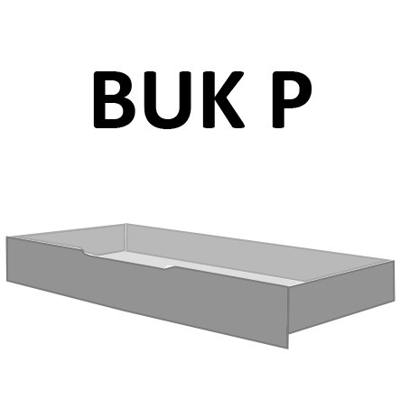 Zásuvka PLUS - BUK P