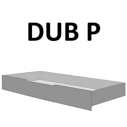 Zásuvka PLUS - DUB P