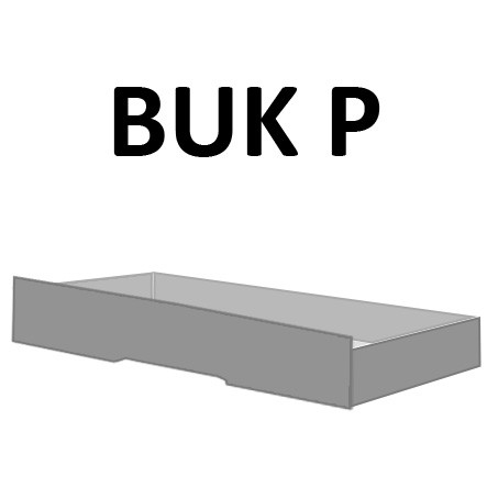 Zásuvka ORTHO - BUK P