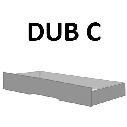 Zásuvka ORTHO - DUB C