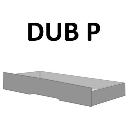 Zásuvka ORTHO - DUB P